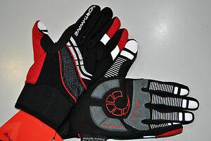Guanti Invernali Northwave X-LITE PRO Black/Red/WINTER GLOVES NORTHWAVE