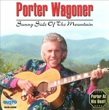 Sunny Side of the Mountain by Porter Wagoner (CD, 2012, Gusto Records)