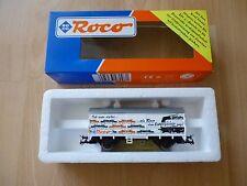 HO - ROCO Güterwagen Roco Eurosprinter (Art.nr. 48098) - OVP !