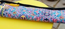 Yoga Mat Holder Bag Hand Made in Thailand with Tassels