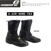 Stivali adventure touring moto GAERNE G.AIR GORE-TEX black nero 2435001