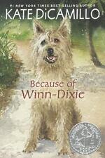 Because of Winn-Dixie (Hardback or Cased Book)