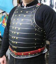 18GA Steel Medieval Upper Body Armor Breastplate Knight Cuirass Jacket Armor