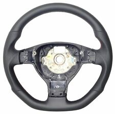 Leather Steering wheel fit to VW Passat 3C B6 Tuning 30-2851