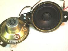 Vintage Sony Tweeter Speakers 8 Ohm 10 Watt 222-12 Working Japan