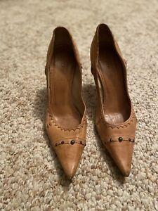 Italian Shoes Vero Gucio Women's Heels Size UE37