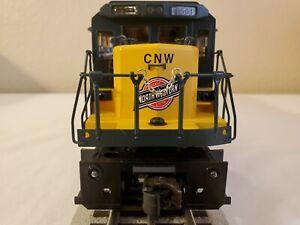 LIONEL C&NW DASH 8 40C CHICAGO & NORTH WESTERN #8501 W/RAIL SOUNDS II TM 6-18219