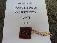Marantz 5030B Motor Control Board Part # YK41980610. Tested. Parting Out 5030B**