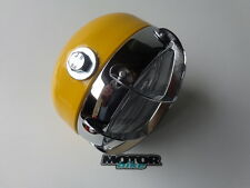 OSSA TRIAL YELLOW HEADLIGHT OSSA TRIAL 250 AND 350. MODEL TR 80.