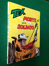 TEX n 89 - MORTE DI UN SOLDATO , Ed. Araldo (1971) L. 500 - Ottimo