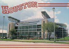 Reliant Stadium Houston Texas NFL Football Team Texans Super Bowl 2017  Postcard
