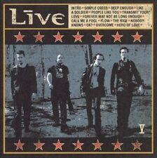 Live: V CD (More CDs in my eBay Store)
