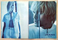 B486-Advertising Pubblicità-1999 - JEANS EXTE