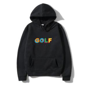 Golf Wang Tyler The Creator Winter Hoodie Pullover Casual Clothing Sweatshirt
