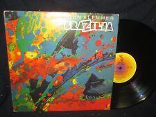 """John Klemmer """"Brazilia"""" LP"""