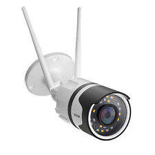 ZOSI H.265 HD 1080P Wireless WIFI IP Outdoor Security Bullet Camera Night Vision