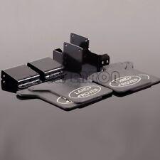 1/10 Rubber Quarters F & R Fender Mud Flaps For RC Crawler Traxxas TRX-4 D110