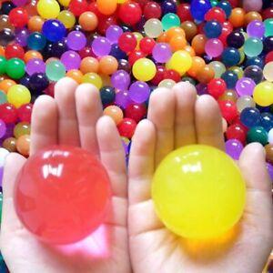 Large Water Beads Orbiz Balon Crystal Magic Ball Vase Filler Doil Decor Jelly