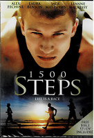 1500 Steps, (DVD), NEW and Sealed, bible study included, FREE Shipping!