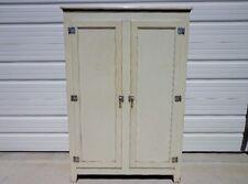 Cabinet Industrial Vintage Tall Linen Closet Medical Dental Antique Storage MCM