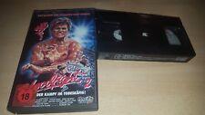 Bloodfight 2 - Kampf im Todeskäfig - Joe Lewis - Robin Chou -  VHS - ab 18