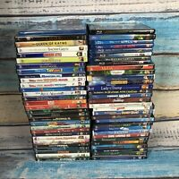 Disney Blu-Ray Lot of 61 Classics, Pixar, Live Action, Animated, DVDs & Blu-rays