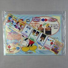 DISNEY Magical Tetris Challenge Featuring Mickey CAPCOM Arcade Game JAMMA PCB