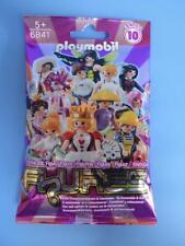 Playmobil Séries 10 Féminin Figurine 6841 Pochette Surprise Aléatoire