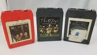 O'Jays 8 Track Tapes Set of 3 Ship Ahoy, Collectors Items, Message In The Music