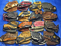 "Baseball Mitt Glove Youth / High School / Adult 10.5"" 11"" 11.5 Right Left Handed"