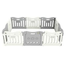 Baby Care Funzone Play Pen (Grey) - Used Great Condition! 57.9 x 86.2 x 24.8
