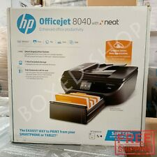 BRAND NEW HP Officejet 8040 All-in-One Printer (F5A16A)