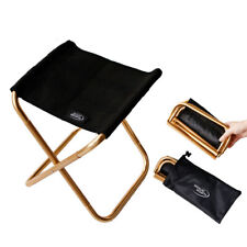 Mini Portable Foldable Seat Camp Tool Outdoor Oxford Cloth Ultra Light Stool
