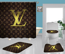 NEW Shower Curtain Set Gucci Gift For Christmas