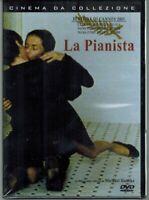La Pianista DVD Michael Haneke Isabelle Huppert