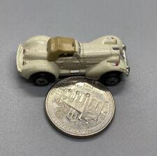Micro Machines Auburn 851 Speedster Tan Top Indiana Jones Duesenberg, 1995 LGTI
