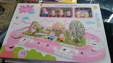 Peppa Pig Train & 3D Puzzle Set