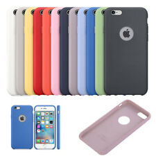 Funda silicona Ultra Suave para Iphone 6 Plus 6S Plus, Envio desde MADRID