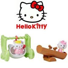Hello Kitty & Fifi School Playground Girl Play Set Jouet Balançoire Balançoire à bascule 2 caractères