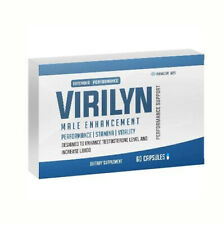 VIRILYN - MALE ENHANCEMENT SYSTEM - 1 MONTH SUPPLY OF PERFORMANCE SUPPLEMENT