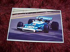 Photo  / Photograph    Jean Pierre Beltoise MATRA MS120 GP de Belgique 1970 //