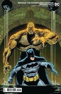 Batman The Adventures Continue Season II #1 - 2 U Pick From Main & Variants 2021