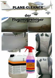 Flugzeugreiniger Airplane Cleaner Lackreiniger entfernt Öl Fett AVGAS MOGAS 10L