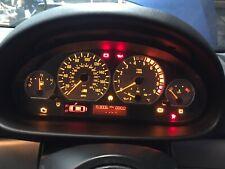 Bmw E46 M3 Clocks / Cluster / Speedo / Dials / 153k / manual