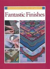 New - Fantastic Finishes (Rodale's Successful Quilting Library)