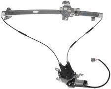 92-12 FORD E150 E250 E350 00-12 E450 PASSENGER FRONT WINDOW REGULATOR & MOTOR
