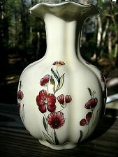 Zsolnay Segmented Porcelain Vase