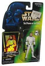 Star Wars Power of The Force (1996) Luke Skywalker Stormtrooper Disguise Green