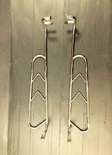 Rear & side crash 'Florida' bars stainless steel for Lambretta series 2