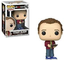 The Big Bang Theory #782 - Stuart Bloom - Funko Pop! Televesion (Brand New)